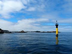Cardinale nord (nadeshiko35) Tags: cardinale nord mer bleu