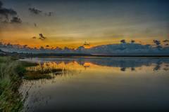 Pooled reflections (@bill_11) Tags: isleofthanet naturereserve sunrise pegwellbay places themes kent weather england