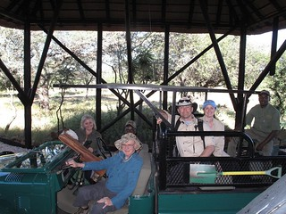 Namibia Luxury Hunting Safari 111