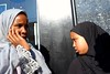 Rusholme (Manchester by the hills) Tags: manchester rusholme girls expression northwest uk 2017 hijab islam somalian photography streetphotography sisters fujifilm fuji