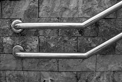 DSCN2420 (Konakilo) Tags: pasamanos handrail laspalmas biblioteca library tubos tubes