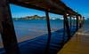 Rickety (stevenbulman44) Tags: bridge costarica canon polarizer filter 2470f28l winter landscape sky blue lines