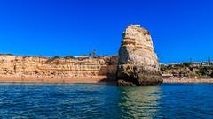 Nossa Senhora da Rocha (grzegorzmielczarek) Tags: nossasenhoradarocha algarve boattrip portugal praianova porches faro
