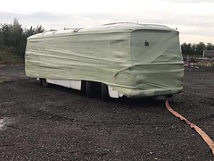 VPR 78 'shrink wrapped' (John Wakefield) Tags: vpr78 bedford val14 duple vega major
