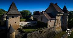 chateau de Losse (eolecapture) Tags: drone dji suddelafrance chateau dordogne vezere vue aerienne inspire1 vallée de la tourisme
