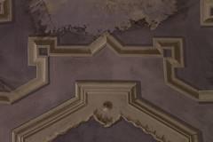 Zecr (Milena Galizzi) Tags: villa de vecchi architecture red house ghost spirit infested abandoned forgotten frescos window circle