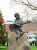 Dolly (jimsawthat) Tags: statue dollyparton smalltown sevierville tennessee