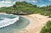 Srau Beach (Vicky Ming Alditiara) Tags: srau pantai beach hdr karang laut nikon d7000 tokina 1224mm langit sky pacitan landscape pemandangan jawa timur sunset sea outdoor shore seaside