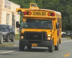 East End Bus Lines #02038 (ThoseGuys119) Tags: eastendbuslinesllc schoolbus medfordny orangecountytransitllc maybrookny bluebird