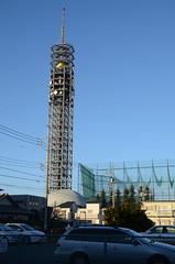 Sky Tower Nishi-tokyo and Planetarium of Tama-rokuto Science Center (ykanazawa1999) Tags: tower planetarium tanashi nishitokyo toko japan