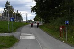 Sykkelveg Stavne 0072 (Miljøpakken) Tags: miljøpakken trondheim sykkelveg sykling sykkelrute syklister myke trafikanter