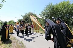 67. Крестный ход в скит святителя Иоанна Шанхайского