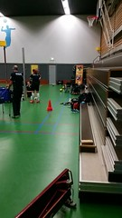 Clinic zitvolley (2) 14 sept. 2017