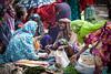 Ethiopian market - Marché éthiopien