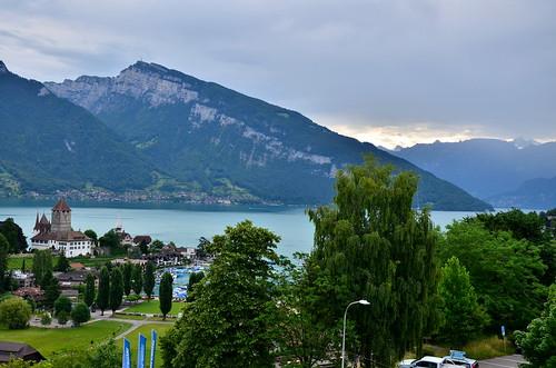 Spietz and Lake Thum