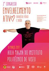 Fundação do Desporto apoia 2º Congresso Envelhecimento Ativo: Exercício Físico e Saúde em Viseu