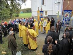 29. Престольный праздник в Кармазиновке