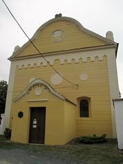 Židovská synagoga (Michael Kůr) Tags: strážnice jihomoravskýkraj českárepublika southmoravia southmoravianregion czechrepublic synagoga snygogue judaismus judaism židé jews religion náboženství