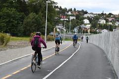 Sykkelveg Stavne 0091 (Miljøpakken) Tags: miljøpakken trondheim sykkelveg sykling sykkelrute syklister myke trafikanter