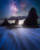 20160124-DSC05189-Edit.jpg (xjtian) Tags: composite night seascape longexposure astrophotography sausalito california unitedstates us