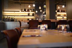 DSC_2443 (fdpdesign) Tags: pizzamaria pizzeria genova viacecchi foce italia italy design nikon d800 d200 furniture shopdesign industrial lampade arredo arredamento legno ferro abete tavoli sedie locali