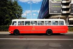 DSCF1267a_jnowak64 (jnowak64) Tags: poland polska malopolska cracow krakow krakoff zwierzyniec komunikacja autobus lato mpk mik