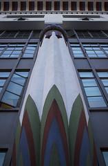 Carreras [I] (Olivier So) Tags: unitedkingdom uk london architecture building carreras carrerascigarettefactory artdeco egyptianrevival