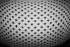 Hive (marco ferrarin) Tags: ginzaplace 銀座プレイス landmark building architecture ginza tokyo japan geometry geometrical exterior fretwork hive urban city window abstract