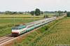 E444r.101 TI (Massimo Minervini) Tags: e444r e444r101 tartaruga ti trenitalia treno trains viaggiatori pax ic intercity leccemilano pontenure canon400d ferrovia