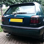 VW Golf MK3 GTI Backside 20-08-2017 thumbnail