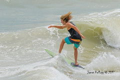 2017 Vilano Beach Skimboarding Pro/Am Tournament (James Kellogg's Photographs) Tags: vilano beach 2017 skimboarding proam tournament sun surf girl gal young guy dude male female shorts bikini two piece bathing suit skim board waves sand sea water wow rad competetion annual august st augustine oldest city ancient
