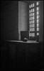 Gunpowder Room (argentography) Tags: fortdechartres illinois midwest colonial america french outpost zeiss superikonta tessar 6x9 monochrome cannon