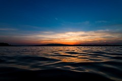 Seconds of Summer (Yarin Asanth) Tags: silence calm momentshot perfect waiting peace moment soft waves reflections golden blue gerdkozik yarinasanth surface water minimalism constance lake
