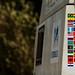 As bandeiras estão aumentando rápido na Europa