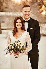 Sandra & Ögmundur (LalliSig) Tags: wedding photographer iceland people portrait portraiture reykjavík snow winter cold december