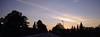 quiet dusk (Steve only) Tags: hasselblad xpan 445 454 45mm f4 rangefinder kodak gold 200 gb200 film epson gtx970 v750 snaps landscape sky cloud dusk billund denmark