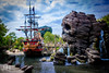 Neverland (Jojo_VH) Tags: 2017 25thanniversary dlp dlp25 disneylandparis disneylandparis25 juli lightroom piratesofthecaribbean barbossa disney jacksparrow new preview refurb summer update france
