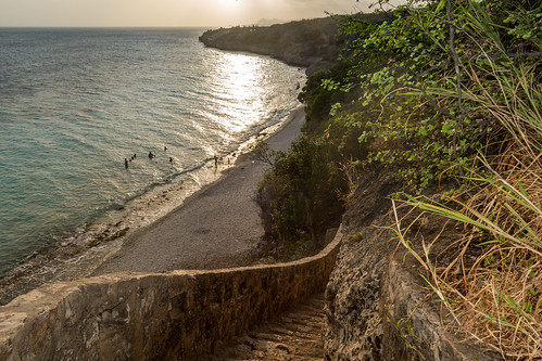 Curacao Dive Site 1000 Steps
