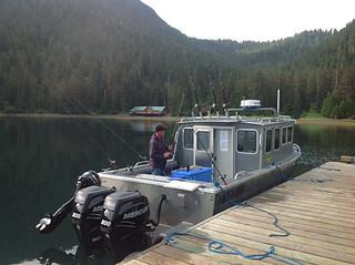 Alaska Salmon Fishing Lodge - Luxury 56