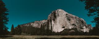 El Capitan. Yosemite National Park, USA