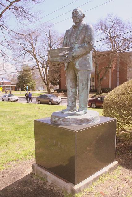W.E.B. Du Bois Statue - Fisk University