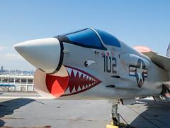 Chance Vought F-8K Crusader