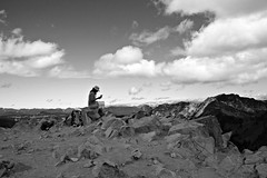 Dege Peak B&W (Bella Lisa) Tags: mountrainiernationalpark sourdoughmountains washington sunrisevisitorcenter degepeak mtrainier emmonsvista curlyeverlasting wildflowers wilderness nationalpark washingtonstate sunsetpoint hiking emmonsglacierevergreens pines pinetrees