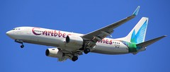 Caribbean - 737 - 9Y-POS (maxefct) Tags: jfk boeing 737 7378 caribbeanair 9ypos
