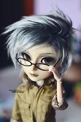 Caim - Taeyang Custom (·Yuffie Kisaragi·) Tags: doll taeyang horizon custom akai arashi caim obitsu rewigged rechipped