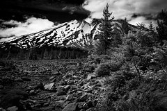 Mountain View (Graveyardworker) Tags: bw camping graveyardworker lpwapnw mountsthelens mountain pnw travel washintonstate adventure art awe awesome beautiful blackandwhite clouds dereklawrence forrest landscape lpwalliance nature outdoors pacificnorthwest rocks trees