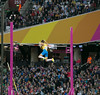 PIB-216 Pole vault final (philipbrown4) Tags: athletics crossrailproject goldmedal javelin london olympicstadium polevault running stratford worldchampionships