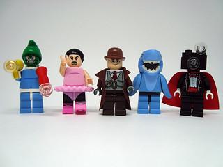 Batman Villains #3
