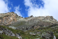 Les Roux (bulbocode909) Tags: valais suisse lesroux valdesdix dixence hérémence montagnes nature nuages paysages rochers vert bleu