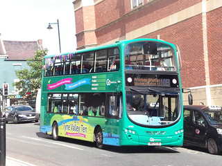 GO north east 6083 NK13 EJO